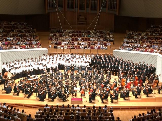 NTT第九合唱団での活用事例