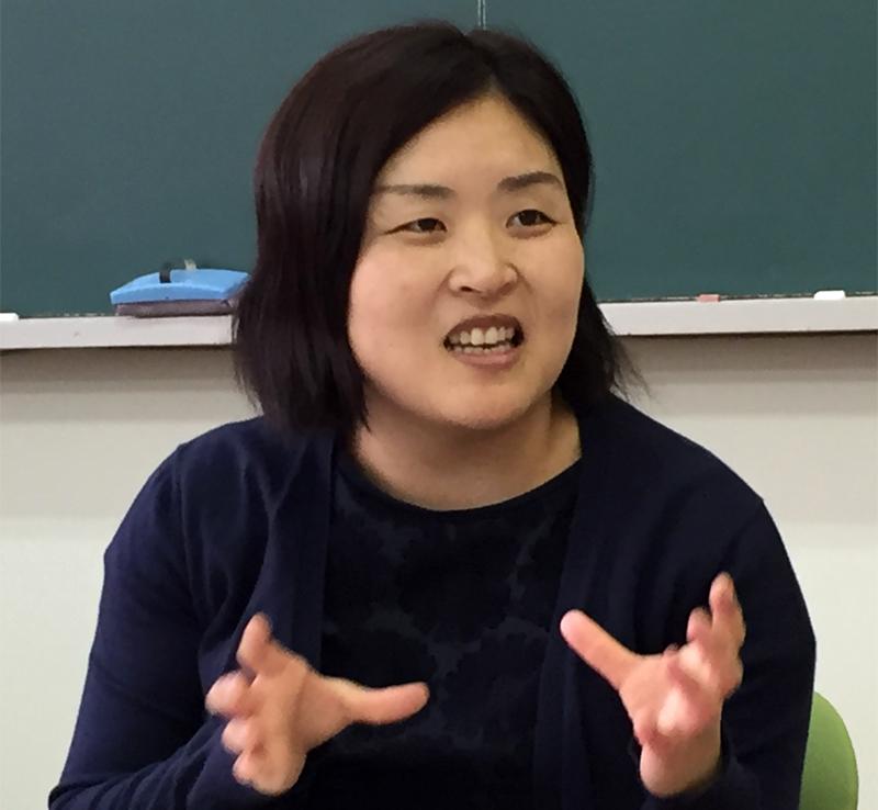 舞阪中学校 辻村先生
